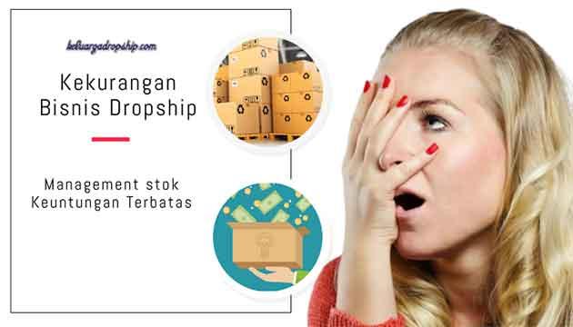 kekurangan-bisnis-dropship